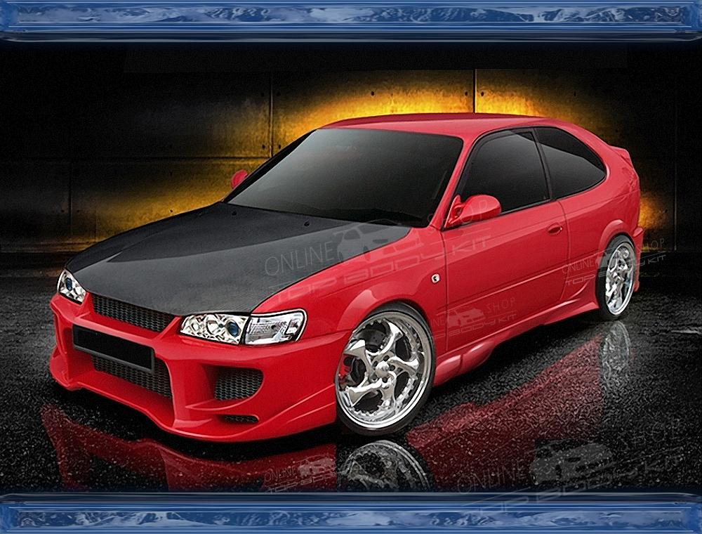 toyota corolla e10 body kit top bodykit on line shop